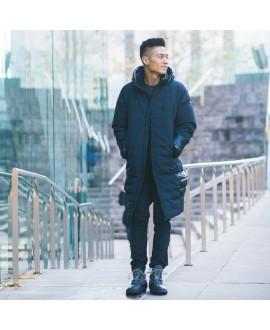 Мужское пуховое пальто Snowman New York 'Lead'