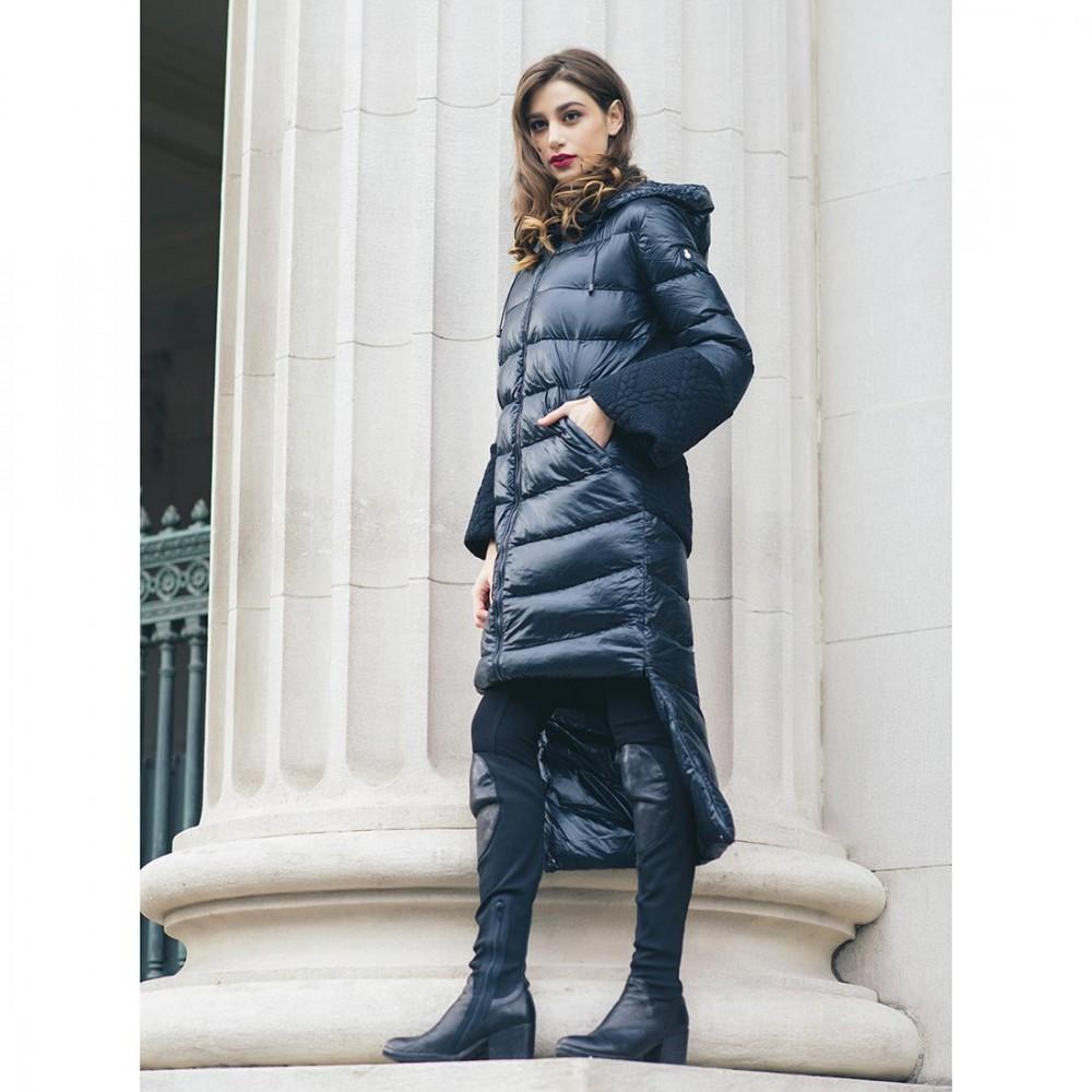 Пуховое пальто Snowman New York 'Quick Change' - Фото 2