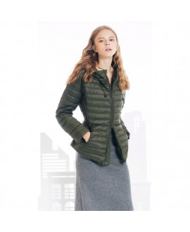 Snowman New York 'Snow Capsule' в цвете Army Green