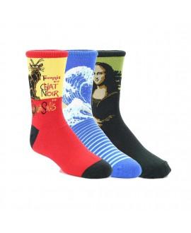 Детские носки Socksmith 'Art And Sole'