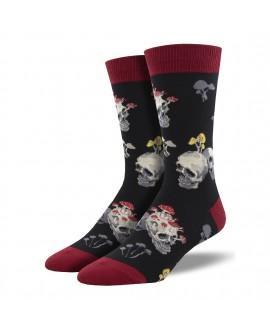 Мужские носки Socksmith «Костяная голова»