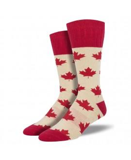 Мужские носки Socksmith «Канадский клен» (Outlands)