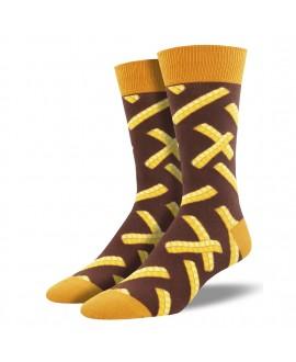 Мужские носки Socksmith «Картошка фри»