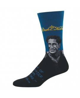 Мужские носки Socksmith «Портрет Дюка»