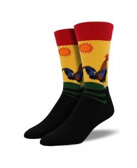 Мужские носки Socksmith «Кто рано встаёт»