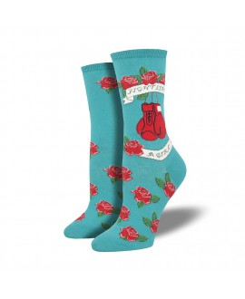 Женские носки Socksmith 'Fight Like A Girl'