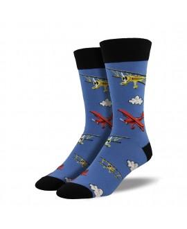 Мужские носки Socksmith «Биплан»