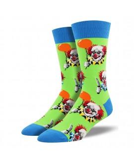 Мужские носки Socksmith «Клоуны»