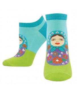 Носочки Socksmith «Матрёшка»
