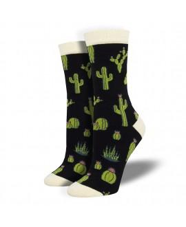 Женские носки Socksmith «King Cactus» бамбуковые