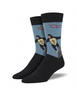 Мужские носки Socksmith «Кинг-Конг»