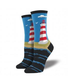 Женские носки Socksmith «Маяк»