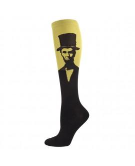 Гольфы Socksmith «Линкольн» зеленые