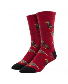 Мужские носки Socksmith «Счастливые утки»