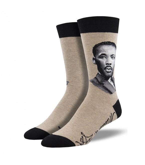 Мужские носки Socksmith «Мартин Лютер Кинг»
