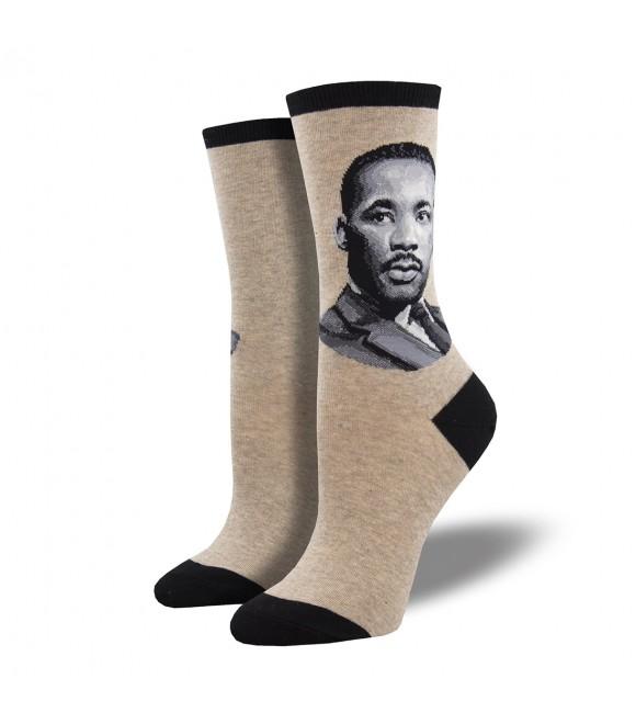 Женские носки Socksmith «Мартин Лютер Кинг»