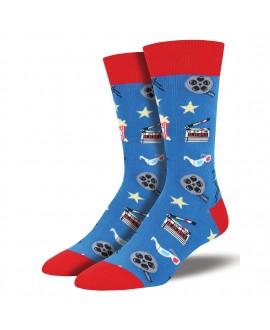 Мужские носки Socksmith 'Movie Night'