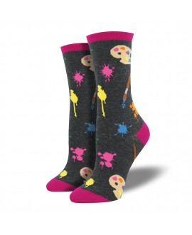 Женские носки Socksmith «Палитра художника»
