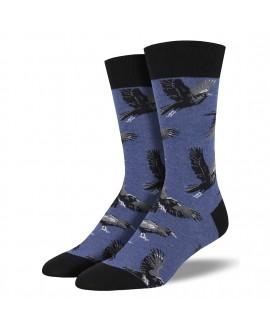 Мужские носки Socksmith «Слет воронов»