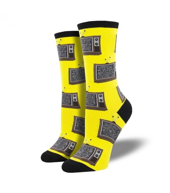 Женские носки Socksmith 'Retro TV'