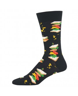 Мужские носки Socksmith «Сэндвичи»