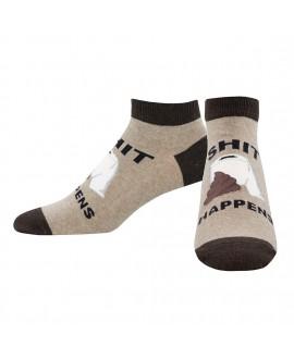 Мужские носки Socksmith «Sh*T Happens»