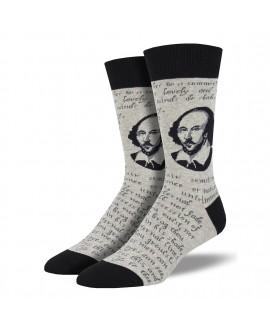 Мужские носки Socksmith «Сонет Шекспира»
