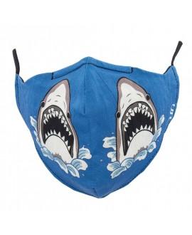 Маска Socksmith «Нападение акулы»