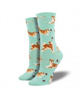 Женские носки Socksmith «Сиба-ину»