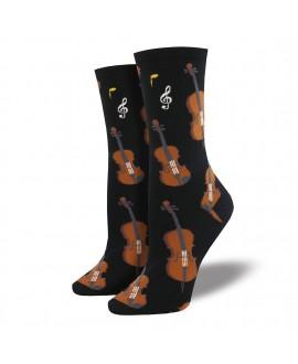 Женские носки Socksmith «Струнные»