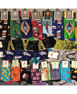 Суперсюрприз: 7 пар носков Socksmith