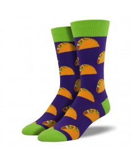 Мужские носки Socksmith «Тако» (King Size, 46-50)