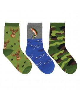 Детские носки Socksmith «На свежем воздухе»