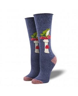 Женские носки Socksmith «Поганки» (серия Outlands USA)