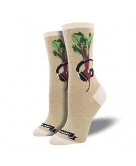 Женские носки Socksmith «We Got The Beet»
