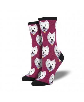 Женские носки Socksmith «Вест-хайленд»