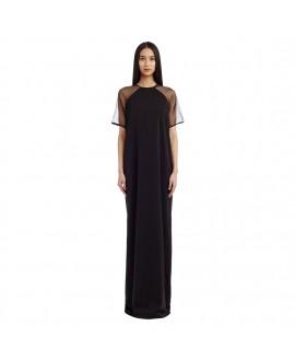 Платье Solace London 'Nara' черное