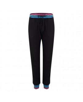 Спортивные брюки Sugarhill Brighton 'Ashley' с радужными полосками