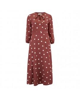 Платье Sugarhill Brighton 'Cecily' в горох