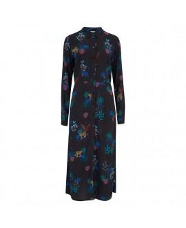 Платье Sugarhill Brighton 'Clarissa' с ночным леопардом
