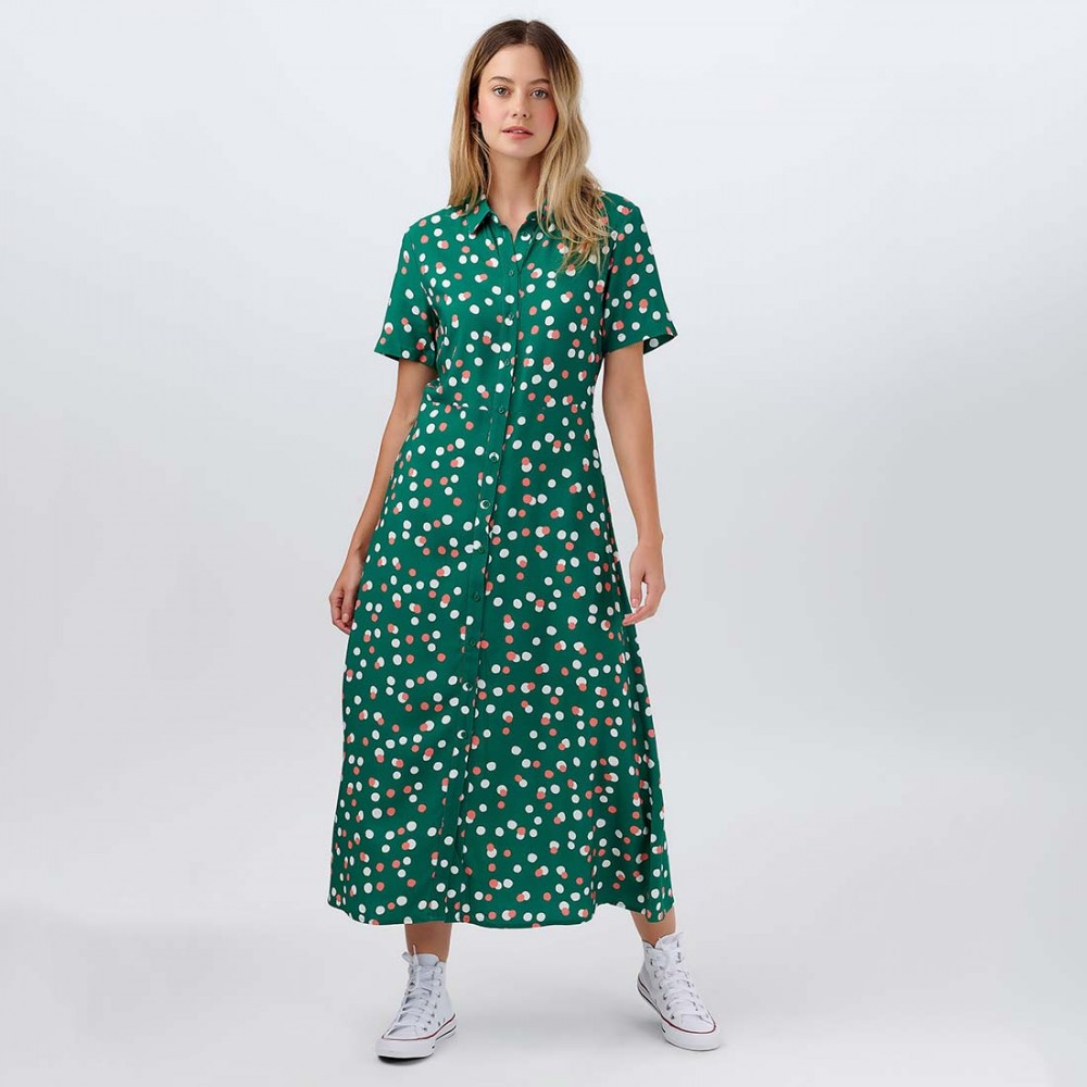 Платье Sugarhill Brighton 'Danielle' в горох