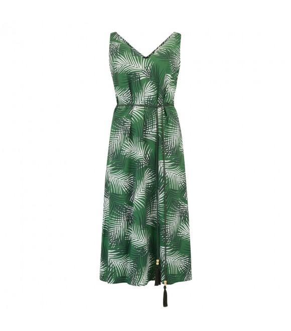 Платье Sugarhill Brighton 'Frederika' с тенистыми пальмами