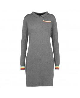Платье Sugarhill Brighton 'Jamie' с радужной кромкой