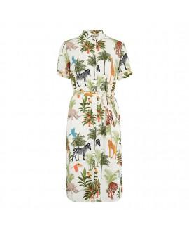 Платье Sugarhill Brighton 'Justine' с джунглями
