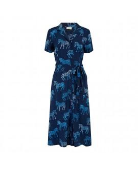 Платье Sugarhill Brighton 'Kendra' с зебрами