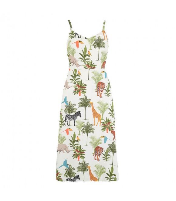 Платье Sugarhill Brighton 'Lumi Jungle Animals'