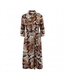 Платье Sugarhill Brighton 'Merissa' с пальмовыми листьями