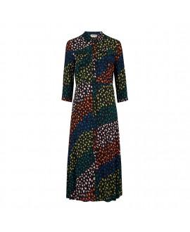 Платье Sugarhill Brighton 'Paola' с узором Seaglass