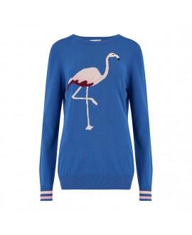Джемпер Sugarhill Brighton 'Rita' с фламинго