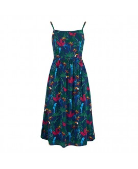 Платье Sugarhill Brighton 'Tallulah' Sundress Birds In Paradise